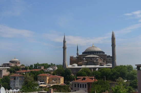 The Istanbul Hotel: View