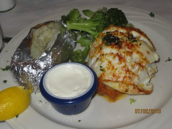 stuffed scrod picture of saybrook fish house rocky hill