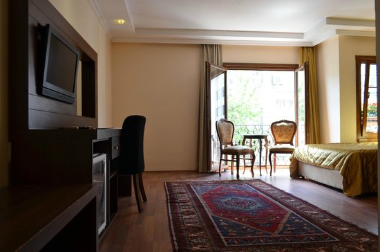 The Istanbul Hotel: SUPERIOR ROOM