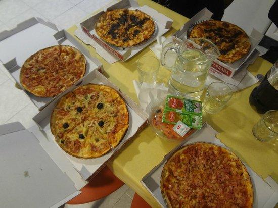 La Competencia: Pizza en casita