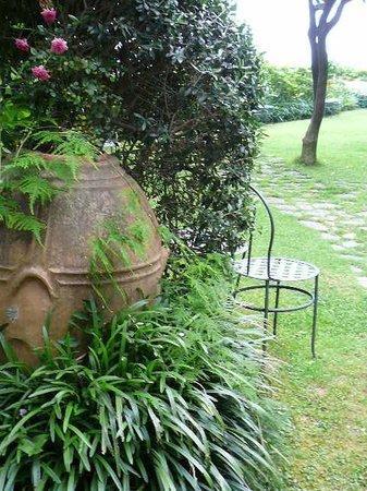 Santa Caterina Hotel: giardini