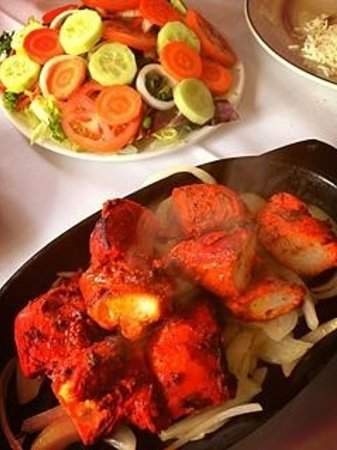 The Vojan: Our famous Chicken Tikka!