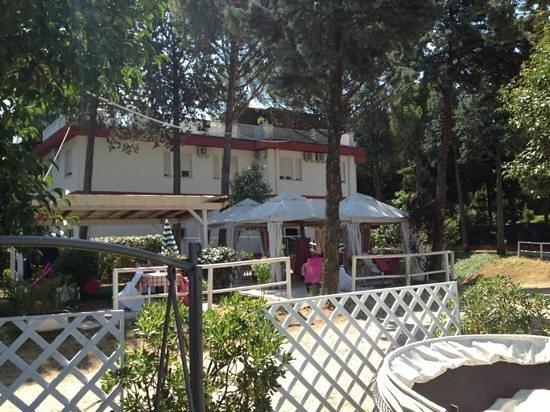 Locanda San Biagio : immerso nel verde