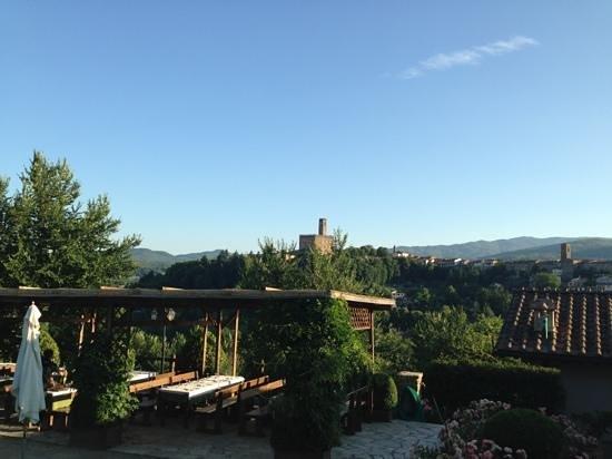 La Torricella: panorama