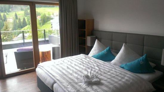 Alfa Hotel: Room