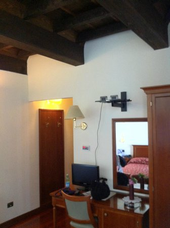 Hotel Corte Estense: Camera