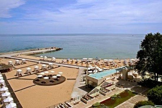 Hotel Imperial: Imperial beach restaurant