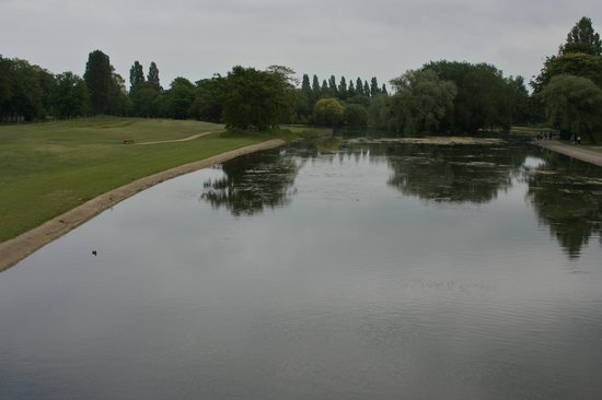 East Park: From the bridge