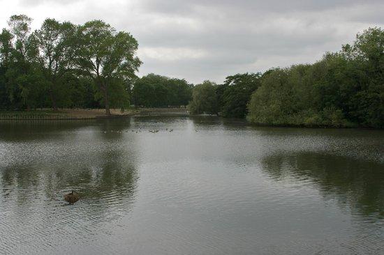 East Park: The main lake