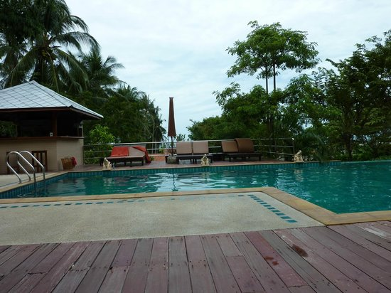 Lamai Buri Resort: Pool