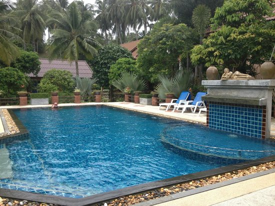 Vanida Garden Resort : Swimming pool