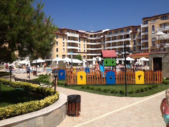 Royal Sun Apartments : Park