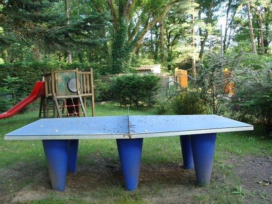 Camping L'étang D'ardy : espace jeu