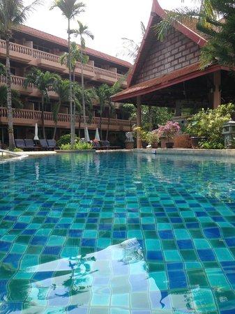 Phuket Orchid Resort & Spa: Pool shots