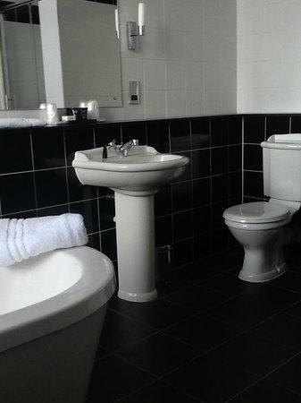 Ballantrae Albany Hotel: bagno