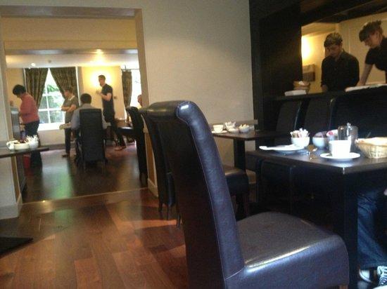 Ballantrae Albany Hotel: sala colazioni