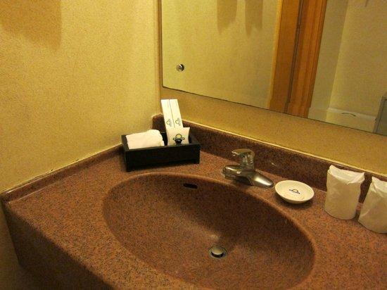 Days Hotel Iloilo: t&b