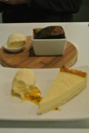 Flight Restaurant: 'Scrumptilicious' desserts