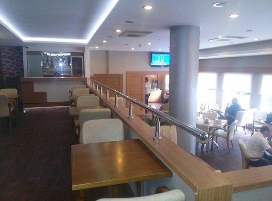 Kordon Otel Alsancak: dining area