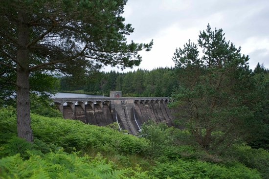 Active Highs: Laggan Dam