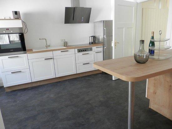 Springiersbacher Hof: Kitchen