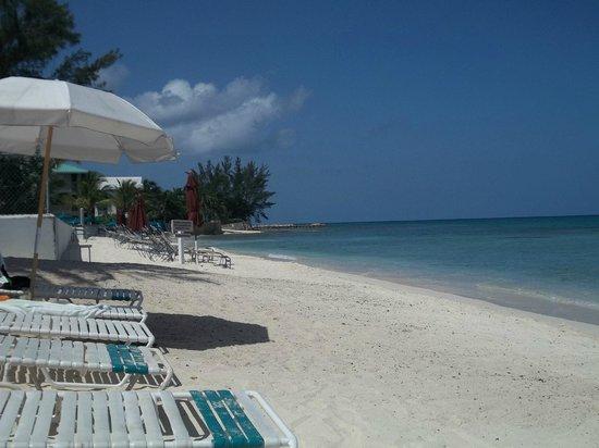 7 Mile Beach Resort and Club: Gorgeous beach