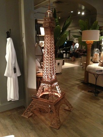 Beau Streets At Southpoint: A Nice Piece At A Very Expensive Furniture Store In  The Mall