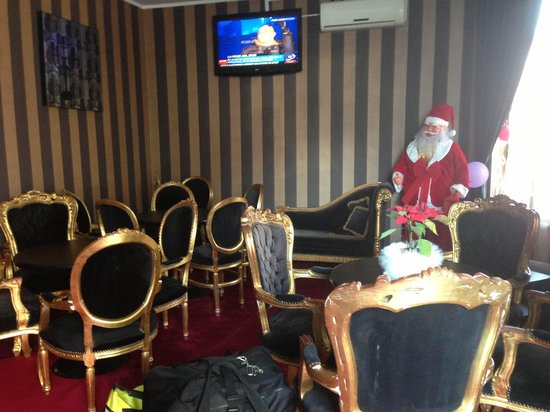 Zava Boutique Hotel: Inside the hotel lobby