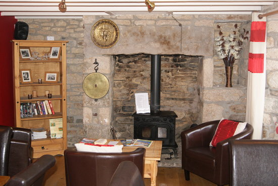 The Coach and Horses: lounge