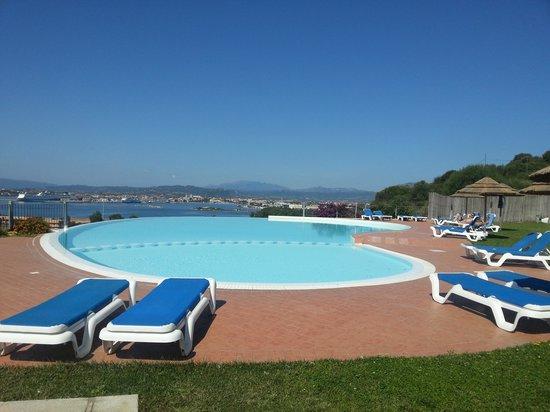 Alessandro Hotel: la piscina