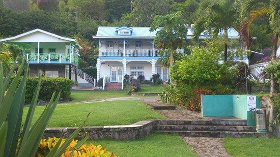 La Haut Resort: The apartments
