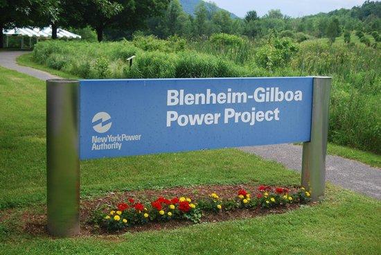 New York Power Authority Blenheim-Gilboa Visitors Center/Lansing Manor