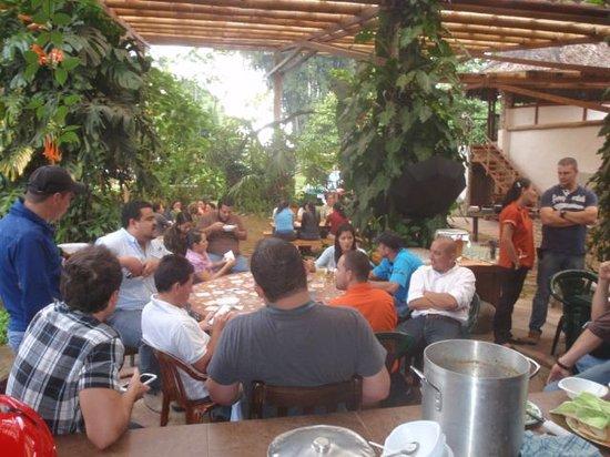 Hotel Cascata Del Bosco: Parties