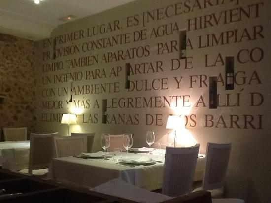 La Fragua - Alabarda: Add a caption