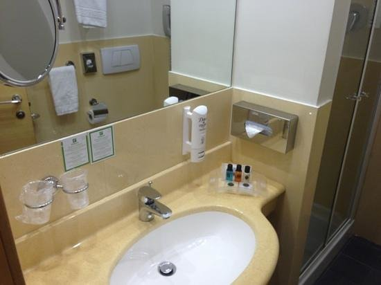 Holiday Inn Milan - Garibaldi Station: salle de bain