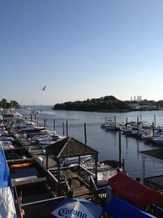 Restaurant At Captain's Cove: Add a caption