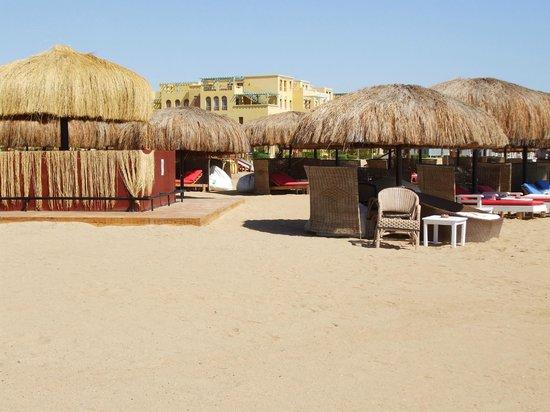 Moods Restaurant & Beach Club: Moods beach