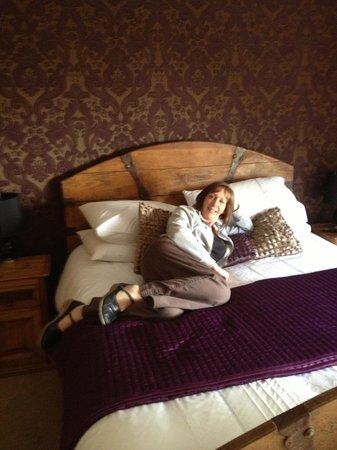 Belvedere House: Bedroom