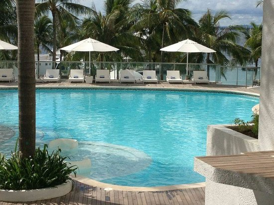Swimming Pool Picture Of Movenpick Hotel Mactan Island Cebu Lapu Lapu Tripadvisor