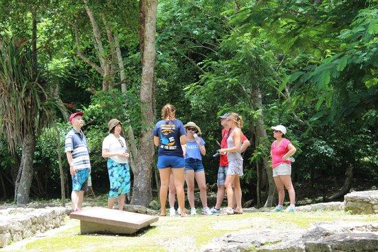 EcoColors Tours : Sian Ka'an Mayan Experience
