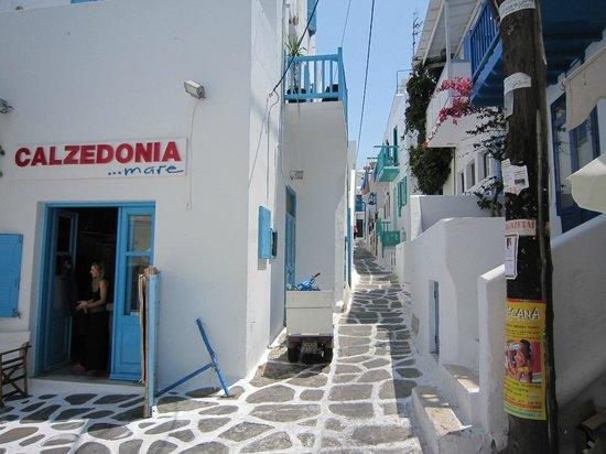 Eleni's Studios Mykonos