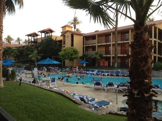 Pool Picture Of Embassy Suites By Hilton Hotel Palm