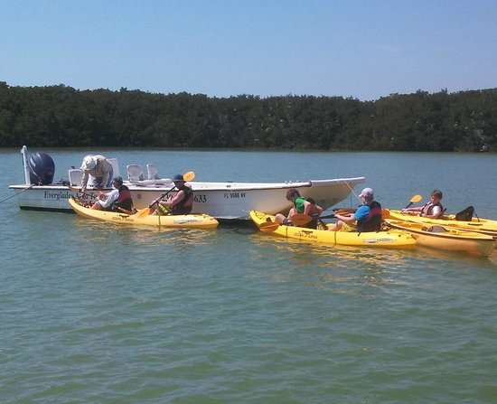 Kayak Marco: Boat Assisted Kayak Eco Tour - The most popular experience