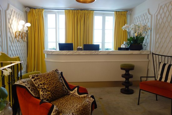 Hotel Thoumieux: Loboby