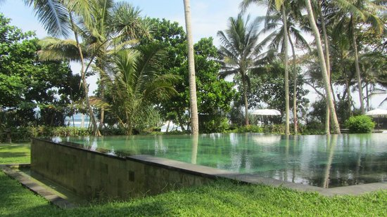 Kelapa Retreat and Spa: Pool with a view