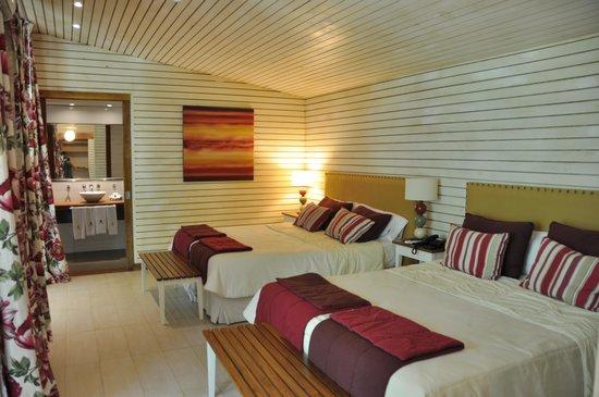 La Cantera Lodge de Selva by DON: A villa or quad room