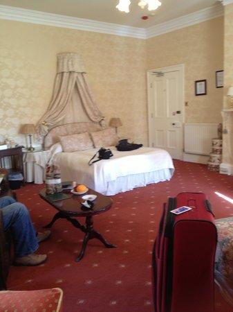 Oakwood Park Hotel: Bedroom