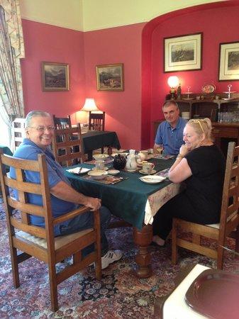 Oakwood Park Hotel: Dinning Room