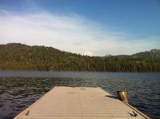 Huntington Lake, Калифорния: 4th of July 2013
