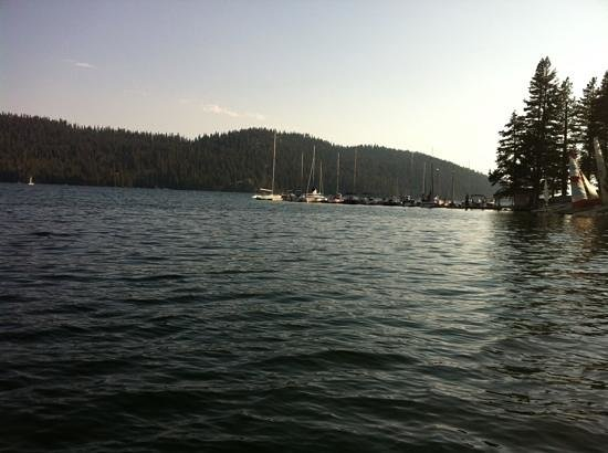 Huntington Lake, Калифорния: 2013